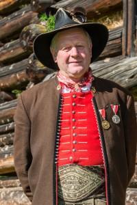 Ehrenmitglied Joachim Riedmann sen.