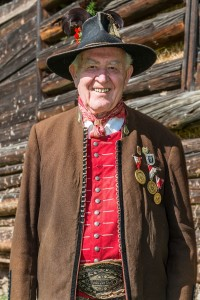 Ehrenmitglied Josef Rupprechter