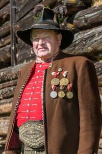 Ehrenmitglied Josef Unterberger